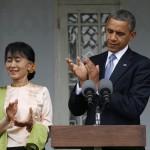 US President Barack Obama visits Myanmar08
