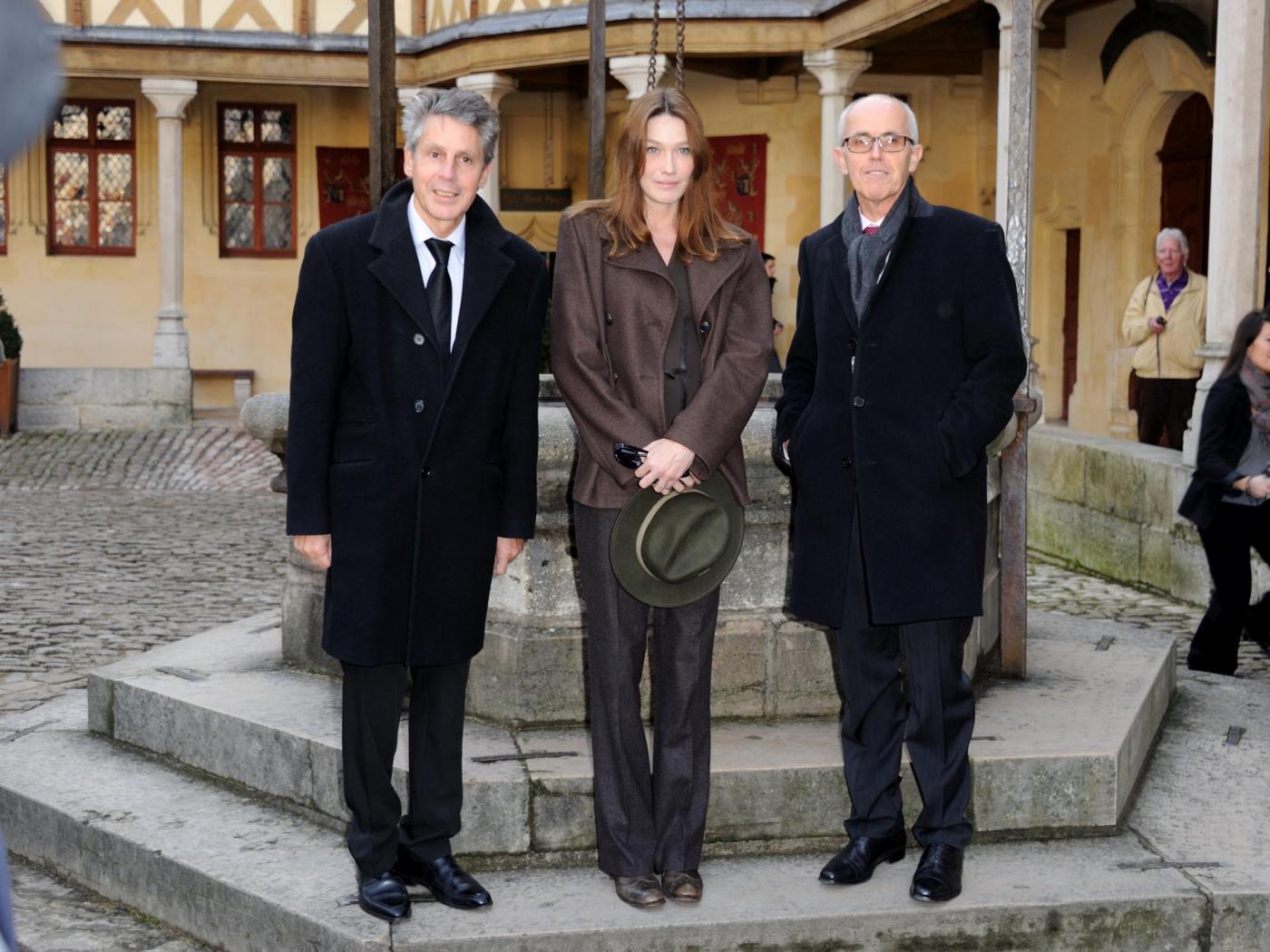 Carla Bruni-Sarkozy alla 152° Wine Charity02