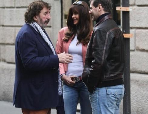 Carol Alt e Alexei Yashin a Milano02