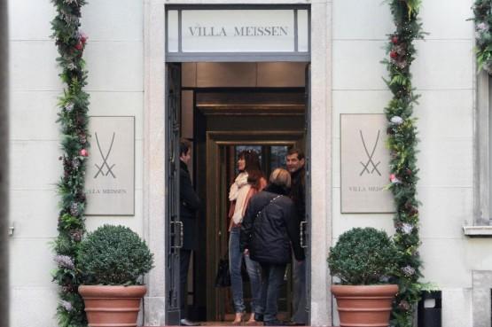 Carol Alt e Alexei Yashin a Milano005