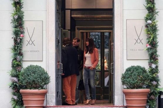 Carol Alt e Alexei Yashin a Milano006