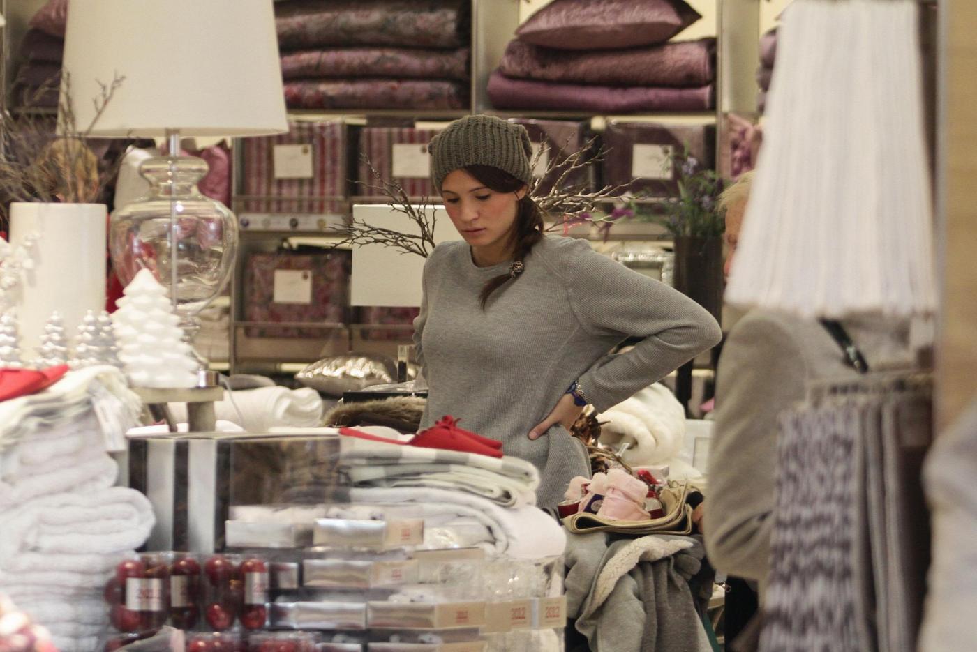 Carolina Marcialis con Christopher e Giovanna da Zara Home01