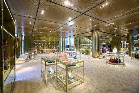 Boutique Miu Miu a Pechino 01
