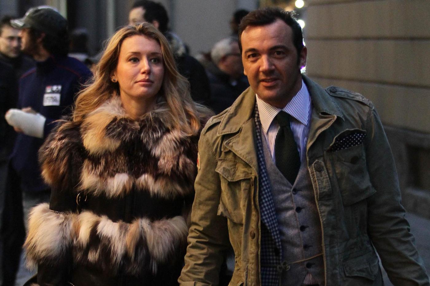 Alessandro Martorana con Elena Barolo a passeggio01