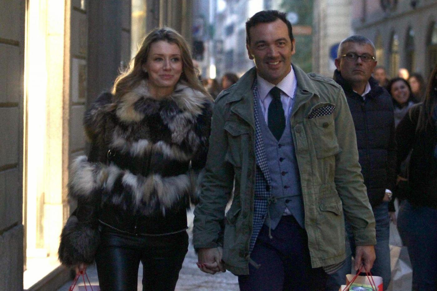 Alessandro Martorana con Elena Barolo a passeggio03
