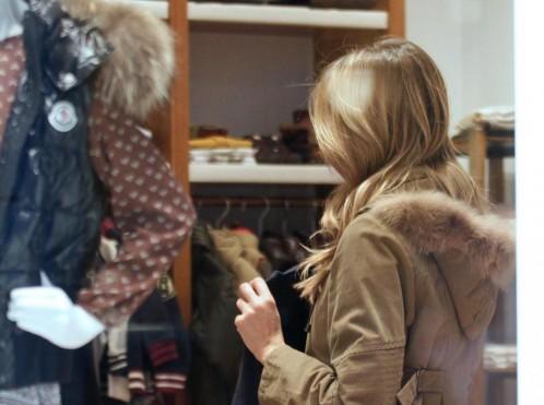 Shopping da Gio Moretti per Elena Santarelli02