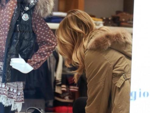 Shopping da Gio Moretti per Elena Santarelli03