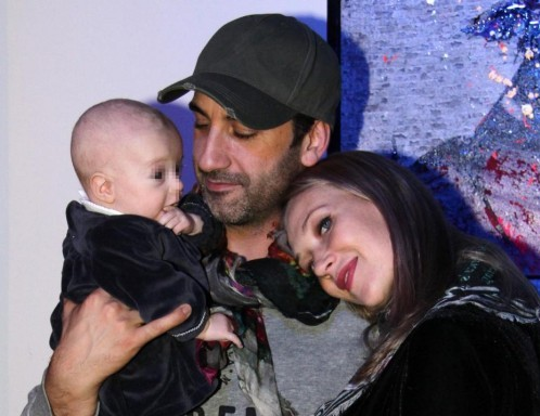 Ludmilla Radchenko con Eva e Matteo Viviani 06