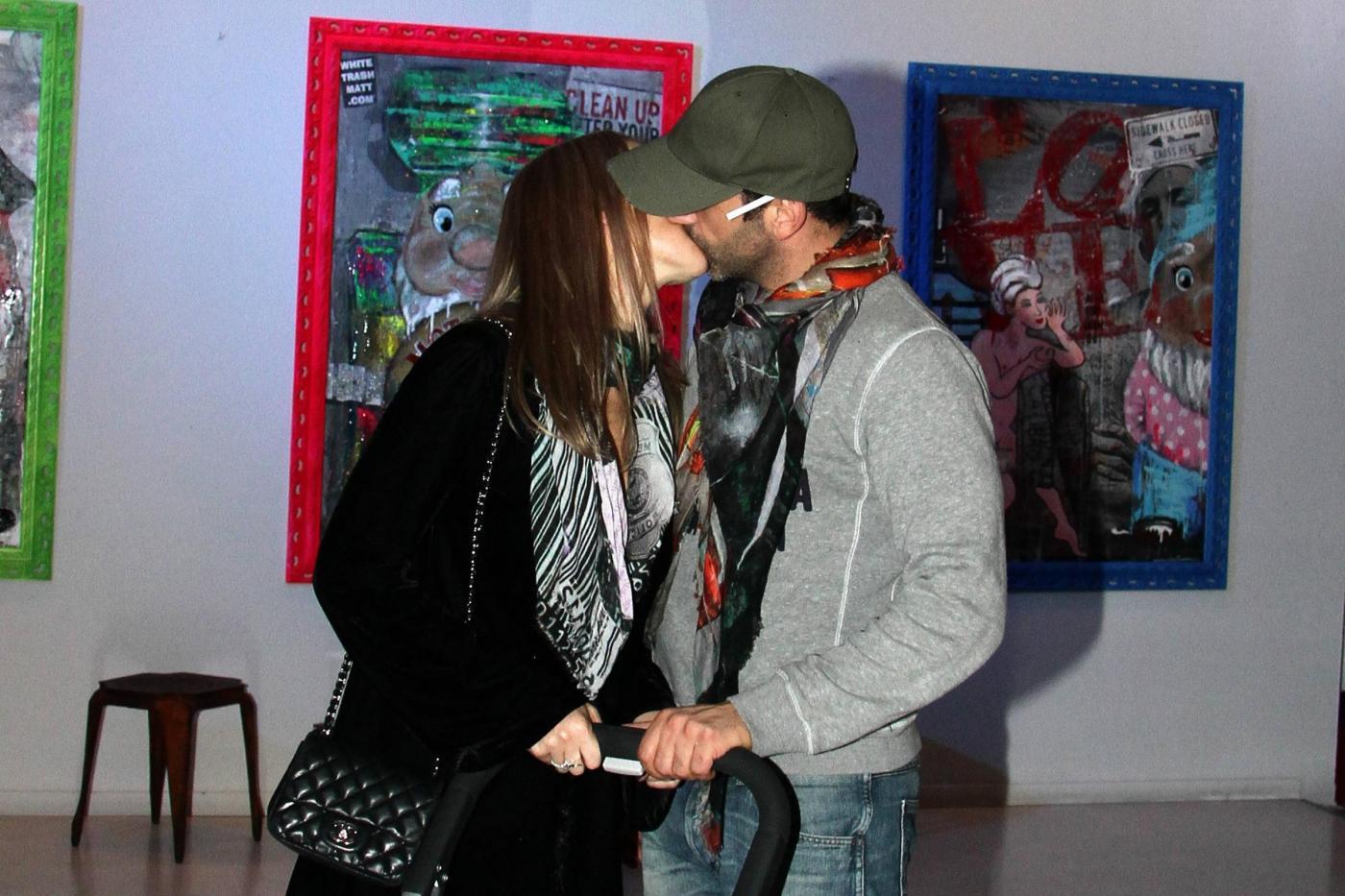 Ludmilla Radchenko con Eva e Matteo Viviani 08