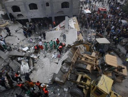 Guerra Gaza 01