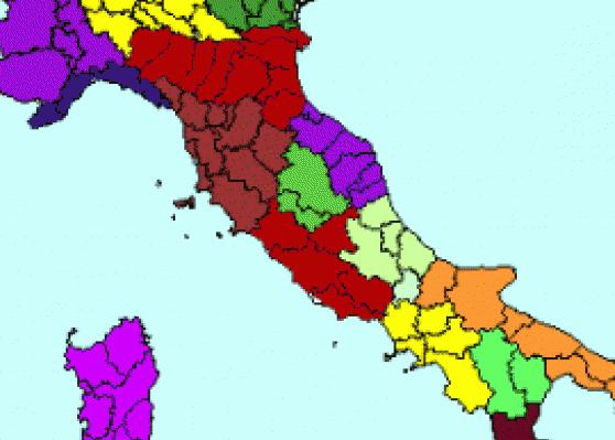accorpamenti province