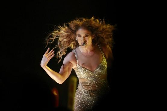 Jennifer Lopez a Shanghai 0a