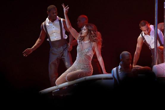 Jennifer Lopez a Shanghai 08