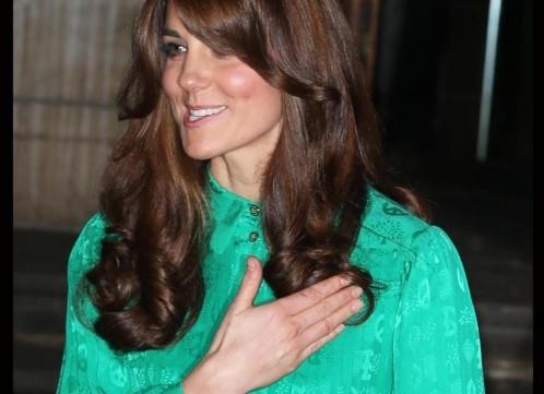 Kate Middleton al museo di storia naturale di Cambridge01