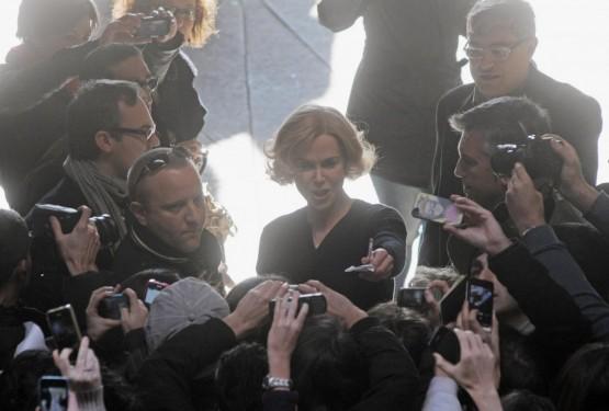 Nicole Kidman a Genova per il film 'Grace of Monaco'05