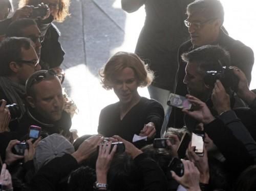 Nicole Kidman a Genova per il film 'Grace of Monaco'06