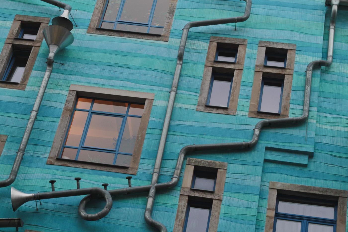 Berlino, la casa che suona con la pioggia04
