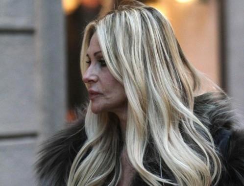 Paola Ferrari shopping da Gio Moretti02