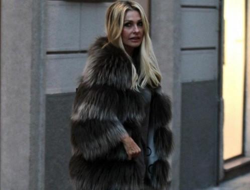 Paola Ferrari shopping da Gio Moretti03