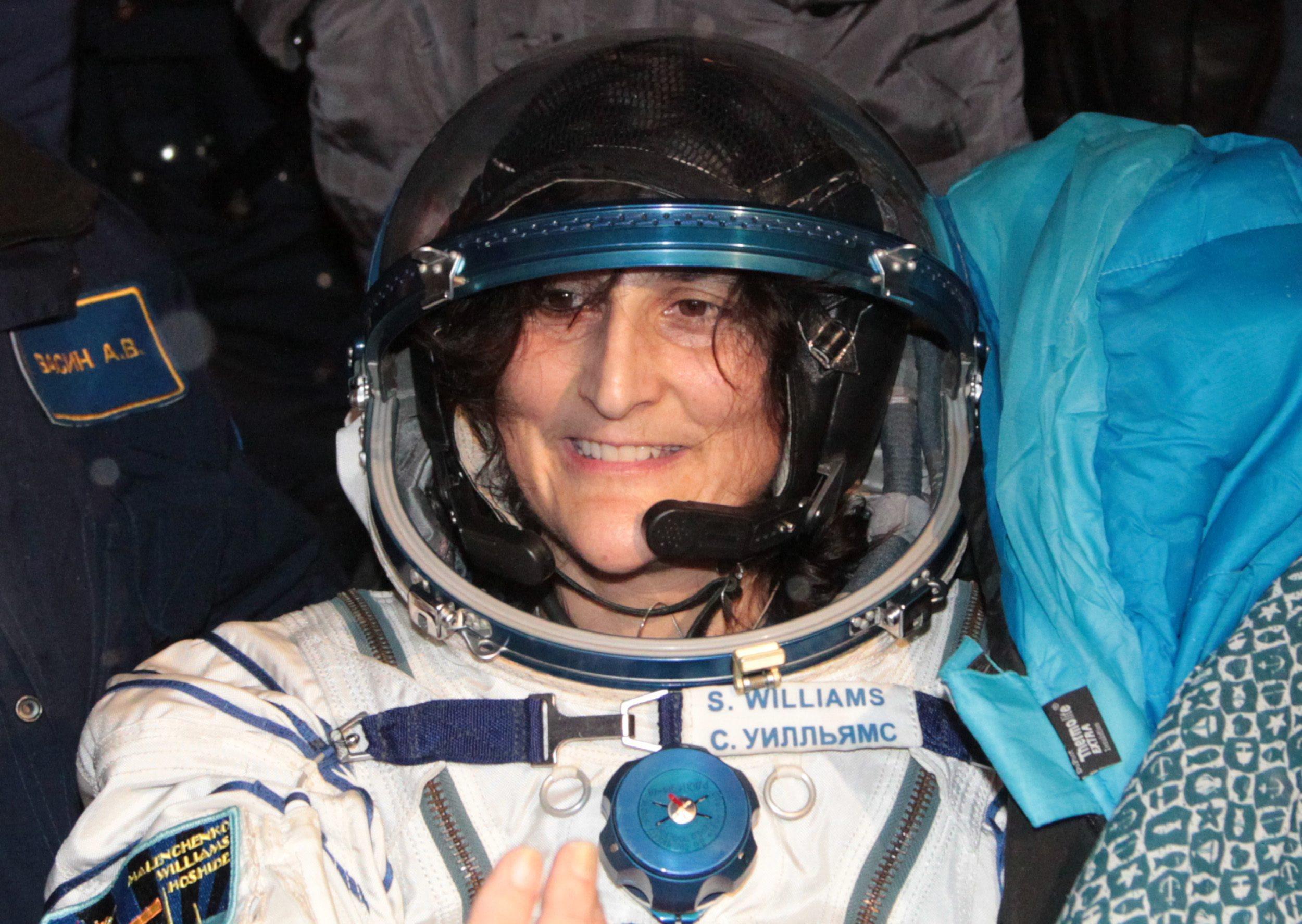 Landing of Soyuz 012