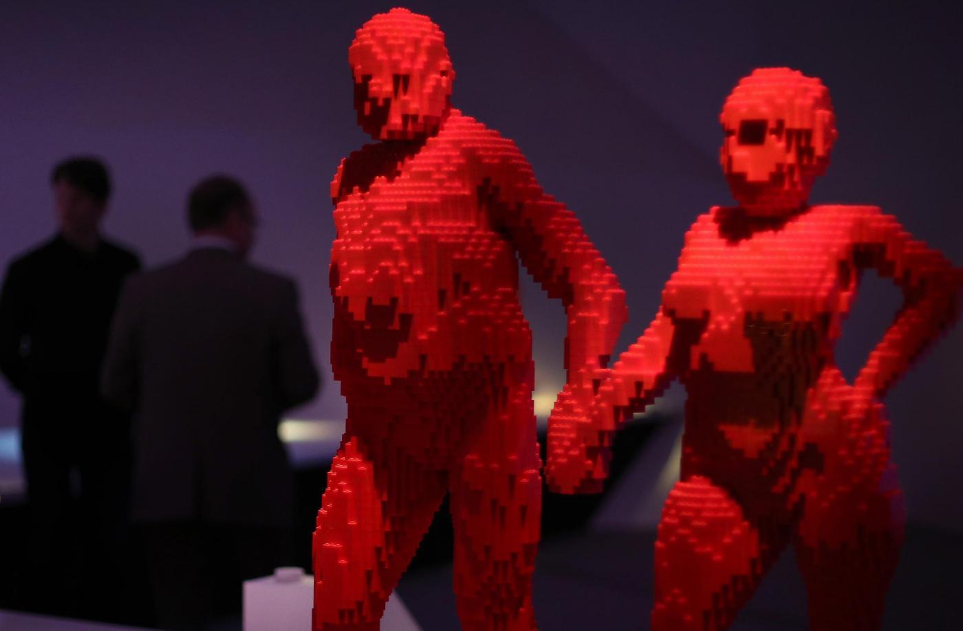 Singapore, i mattoni Lego diventano arte01