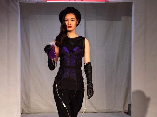 "'Toxic Threads"" Launch, Beijing.02"