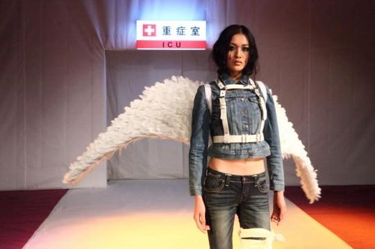 "'Toxic Threads"" Launch, Beijing.08"