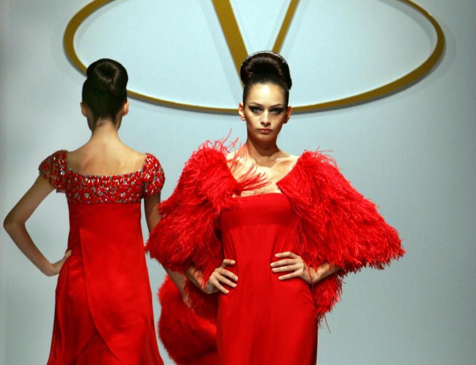 Valentino Fashion Group