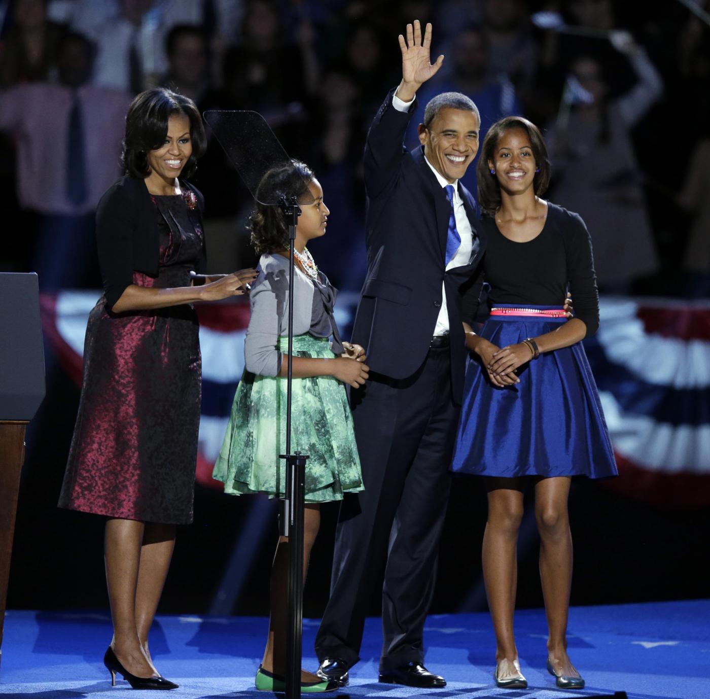 Barack Obama rieletto Presidente 2012 03