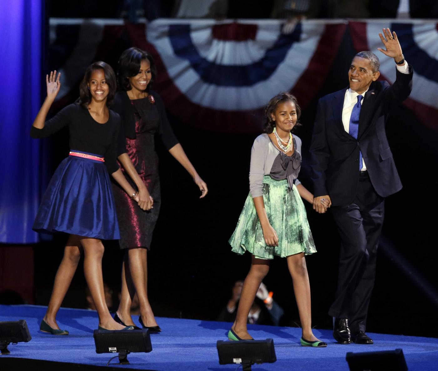 Barack Obama rieletto Presidente 2012 04