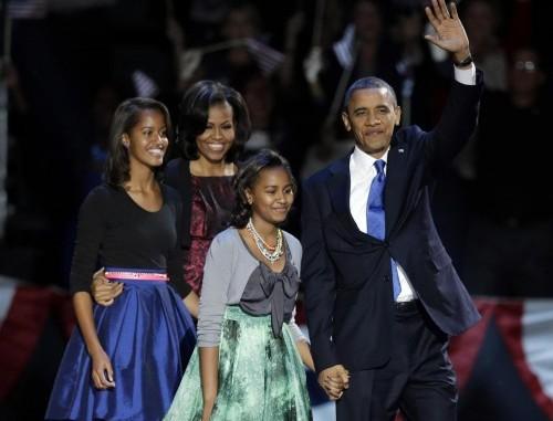 Barack Obama rieletto Presidente 2012 07