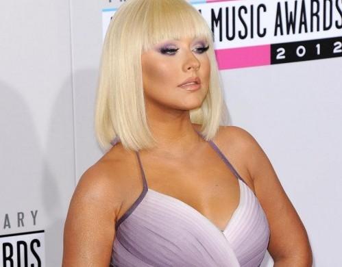 Christina Aguilera cheevy 0