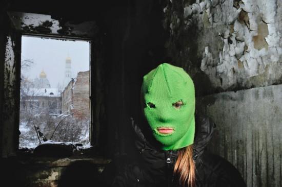 Pussy Riot, la Bild fotografa le simpatizzanti 02