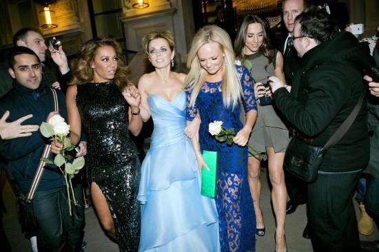 Spice Girls di nuovo insieme a Londra02