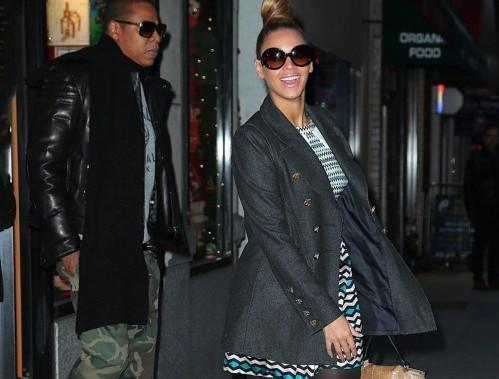 Beyonce e Jay-Z shopping a New York03