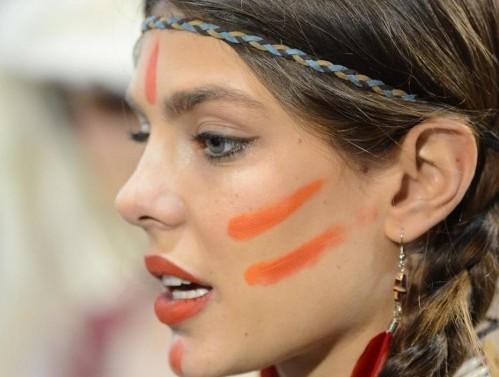 Charlotte Casiraghi gareggia al 'Style and Competition Price'03