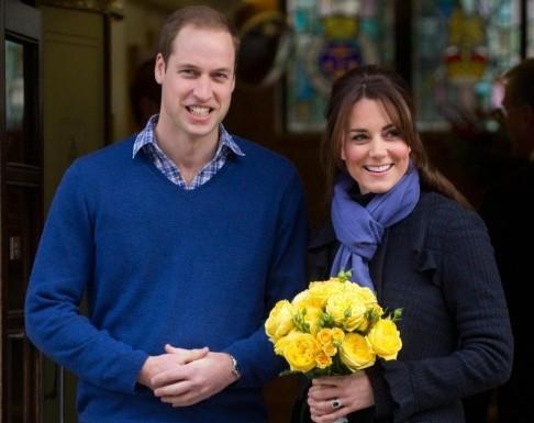 Londra, Kate Middleton lascia l'ospedale01