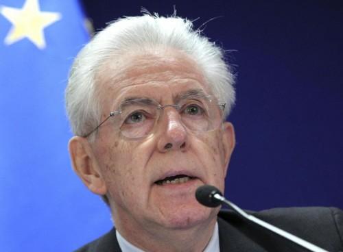 Mario Monti parla ai Giovani