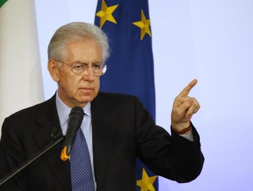 Mario Monti agenda