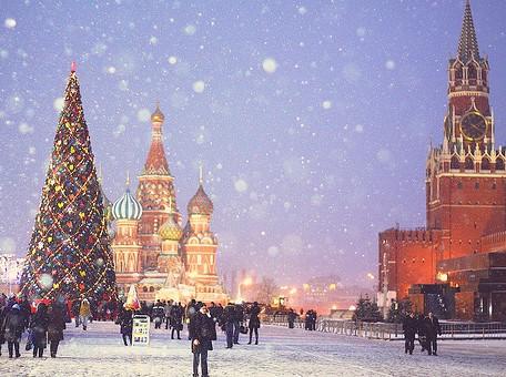 Russia Natale regali italiani