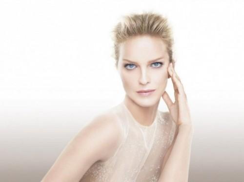 Eva Herzigova per Dior