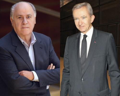 Ortega e Arnault