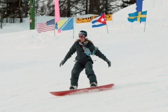 Ludmilla Radchenko snowboarder a Courmayeur04