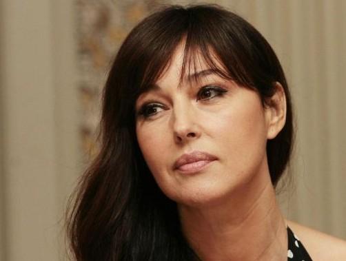 """Monica Bellucci: """"In Italia c'è il talento dello sputarsi addosso"""""""