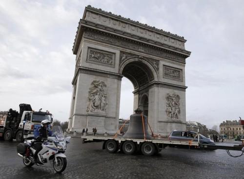 Parigi, le nuove campane di Notre Dame7