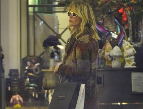 Shopping in profumeria per Alessia Marcuzzi04