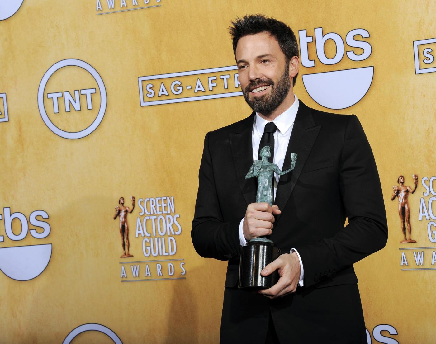 SAG Awards 2013.Press Room04