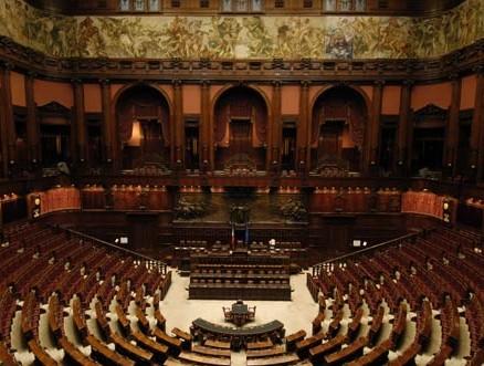 camera parlamento