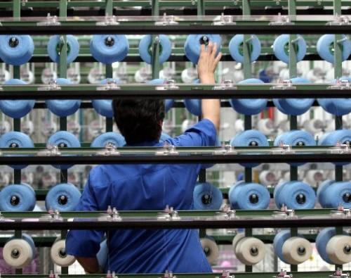 fabbrica tessile