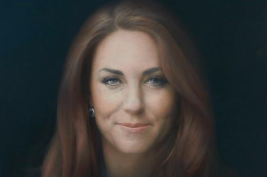 Kate, ritratto ufficiale